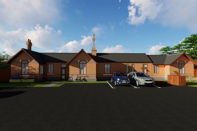 Thumbnail Bungalow for sale in Station Road, Kimberley, Nottingham