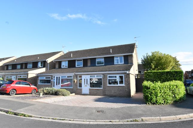 Thumbnail Semi-detached house for sale in Springfield, Newtown, Tewkesbury