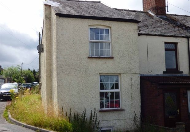 Thumbnail End terrace house to rent in Somerset Road, Cinderford