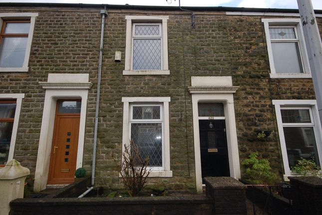 Thumbnail Terraced house to rent in Haslingden Road, Guide, Blackburn