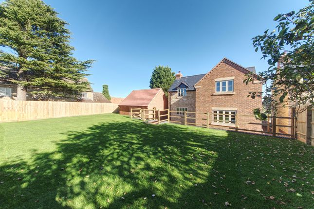 Thumbnail Detached house for sale in Pytchley, Kettering