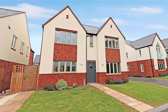 Thumbnail Detached house for sale in Mulberry Cottage, Bishops Acre, Lighthorne, Warwickshire