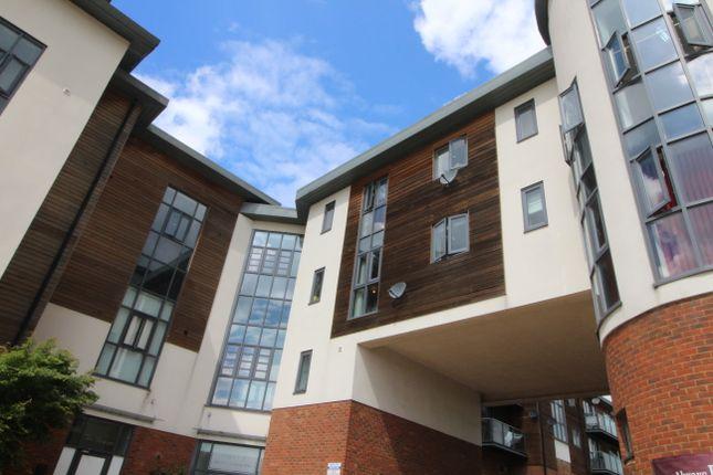 Thumbnail Flat to rent in Dunthorne Way, Grange Farm, Milton Keynes