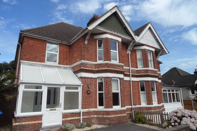 4 bed semi-detached house to rent in Alexandra Road, Parkstone, Poole BH14