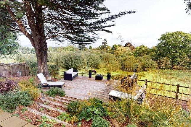 Rear Garden of Clyst Hayes Gardens, Budleigh Salterton, Devon EX9
