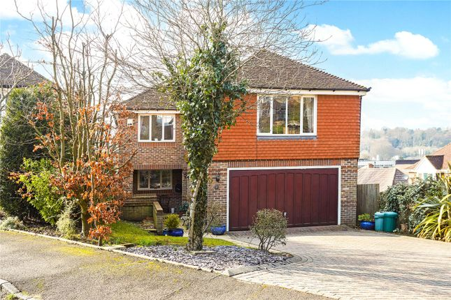 Thumbnail Detached house for sale in Deerswood Close, Caterham, Surrey