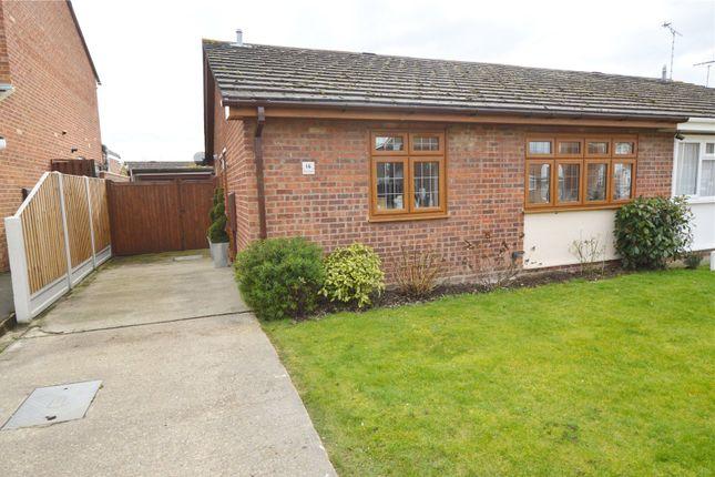 Thumbnail Semi-detached bungalow for sale in Avon Close, Rochford, Essex