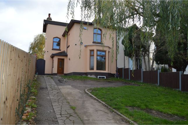 Thumbnail Semi-detached house for sale in Well Lane, Tranmere, Wirral