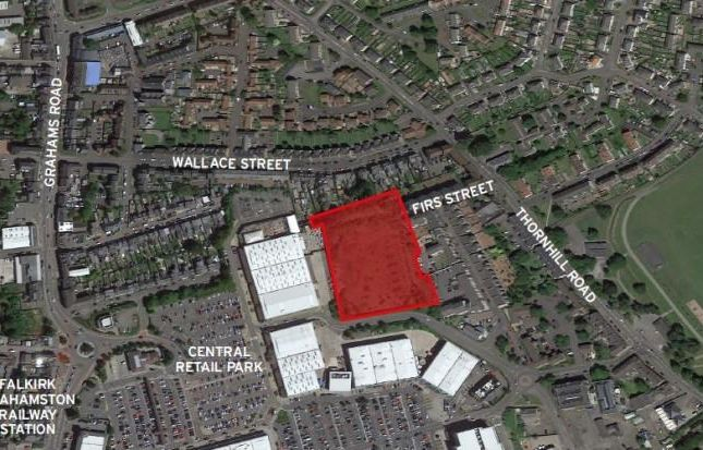Commercial property for sale in Firs Street, Falkirk