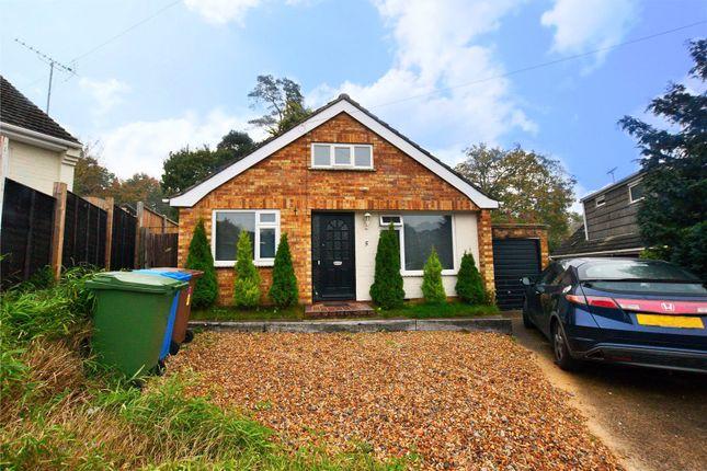 Thumbnail Detached bungalow to rent in Ryan Mount, Sandhurst, Berkshire