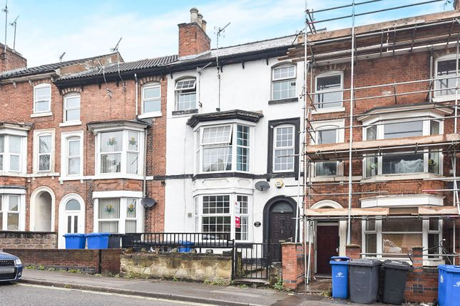 Thumbnail Terraced house for sale in Burton Road, Littleover, Derby