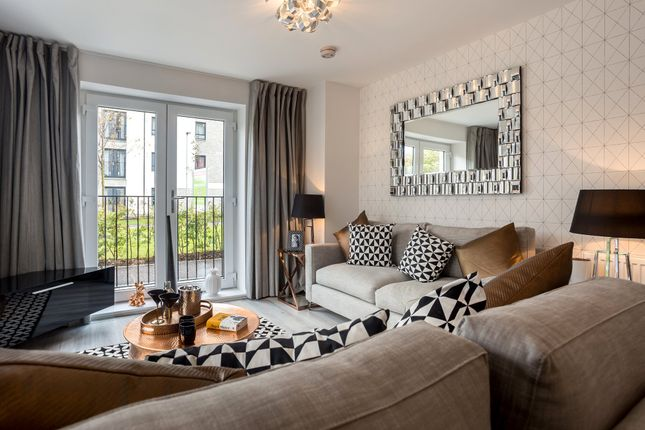 "Thumbnail Flat for sale in ""Redshank 2"" at Park Road, Aberdeen"