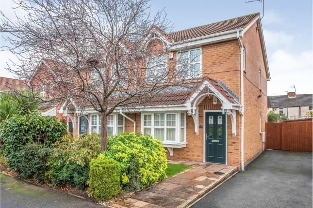 Thumbnail Semi-detached house for sale in October Drive, Liverpool, Merseyside, England