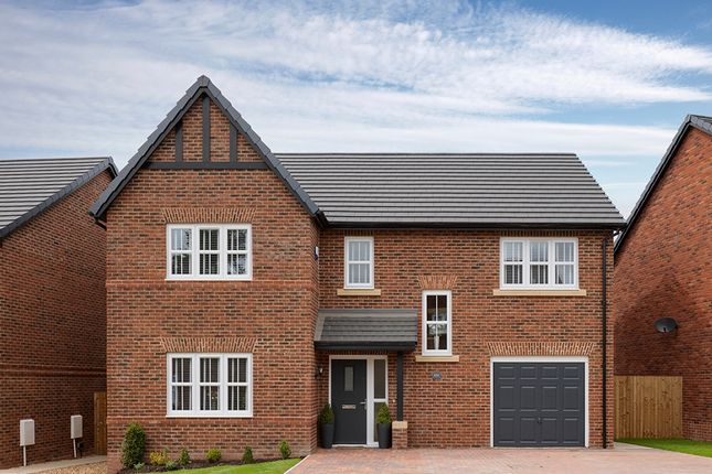 """Thumbnail Detached house for sale in """"Lawson"""" at Low Lane, Acklam, Middlesbrough"""