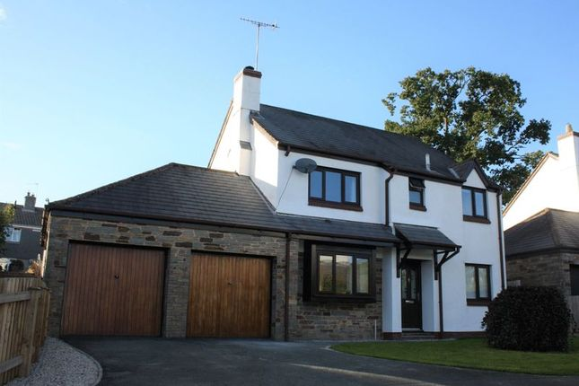Thumbnail Detached house for sale in The Oaks, Mary Tavy, Tavistock