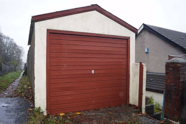 Garage of Hamilton Street, Mountain Ash CF45