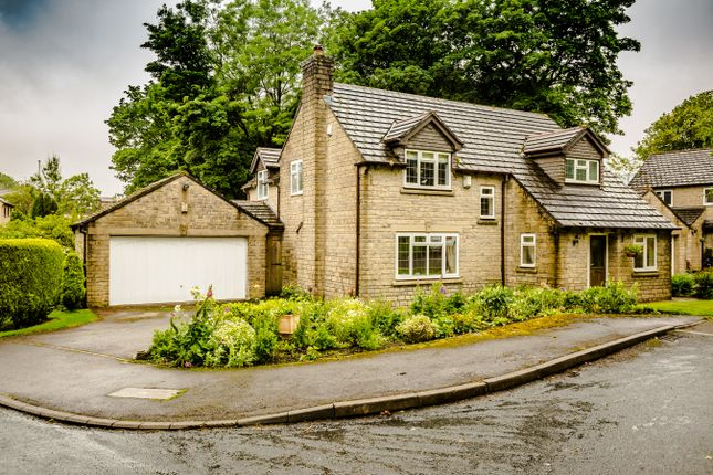 Thumbnail Detached house to rent in Cheriton Drive, Queensbury, Bradford