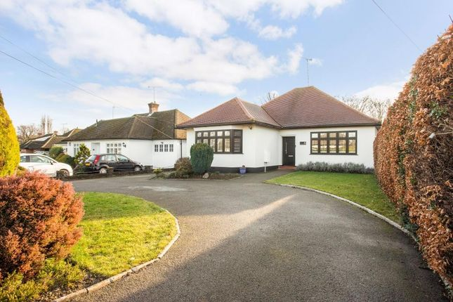Thumbnail Detached bungalow for sale in Newmans Drive, Hutton, Brentwood, Essex