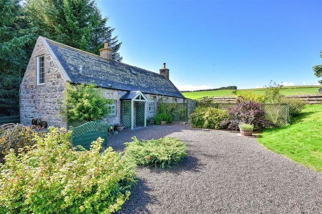 Thumbnail Detached house for sale in Auchnarrow, Ballindalloch