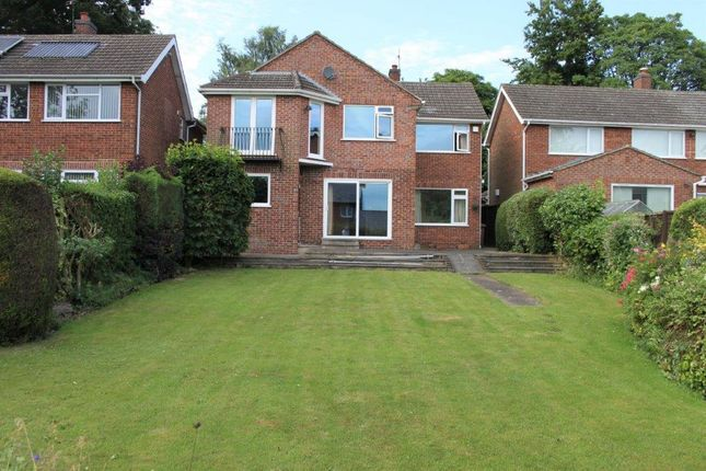Thumbnail Detached house for sale in Willington Road, Etwall, Derbyshire