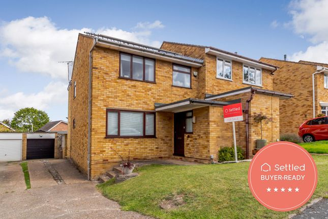 Thumbnail Semi-detached house for sale in Towne Road, Royston, Hertfordshire