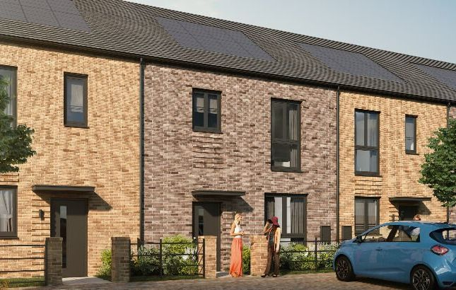 Thumbnail End terrace house for sale in Plot 5, Portholme Road, Selby