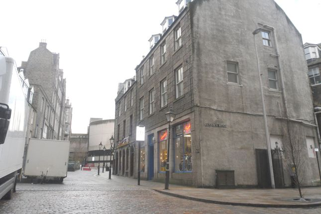 Thumbnail Flat to rent in The Green, Aberdeen