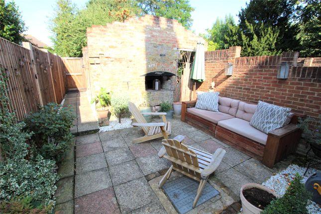 Courtyard of Rectory Lane, Sidcup, Kent DA14
