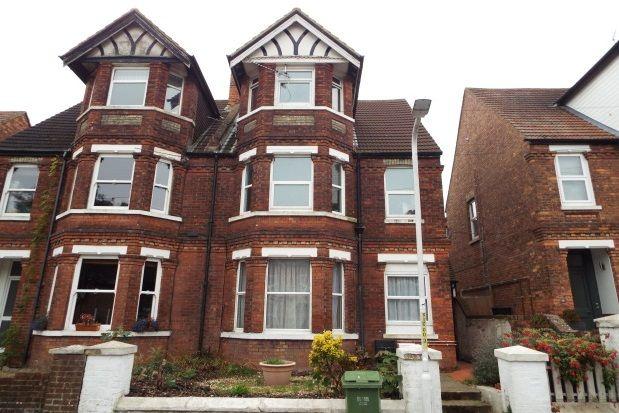 Thumbnail Flat to rent in St. Johns Church Road, Folkestone