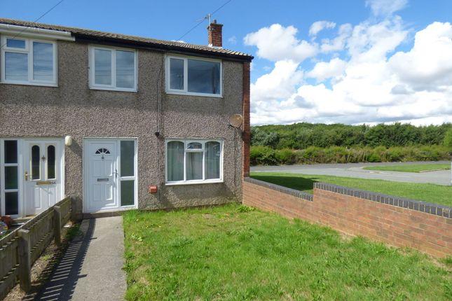 Thumbnail Terraced house for sale in East Lea, Newbiggin-By-The-Sea