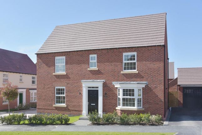 """Thumbnail Detached house for sale in """"Layton"""" at Callow Hill Way, Littleover, Derby"""