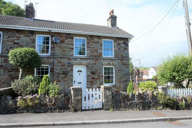 Thumbnail Cottage for sale in Derllwyn Road, Tondu, Bridgend