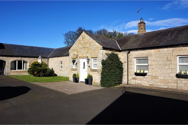 Thumbnail Barn conversion for sale in Great North Road, Morpeth