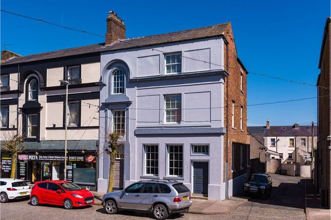 Thumbnail Flat for sale in 9 Eden Street, Silloth