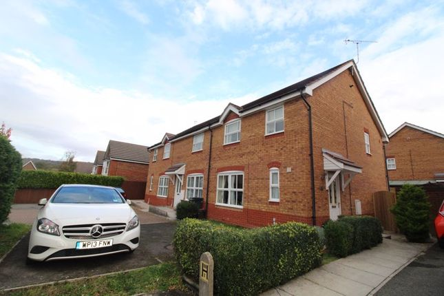 3 bed property to rent in Rectory Close, Wraxall, North Somerset BS48