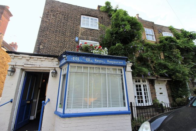 Thumbnail Restaurant/cafe for sale in High Road, Chigwell