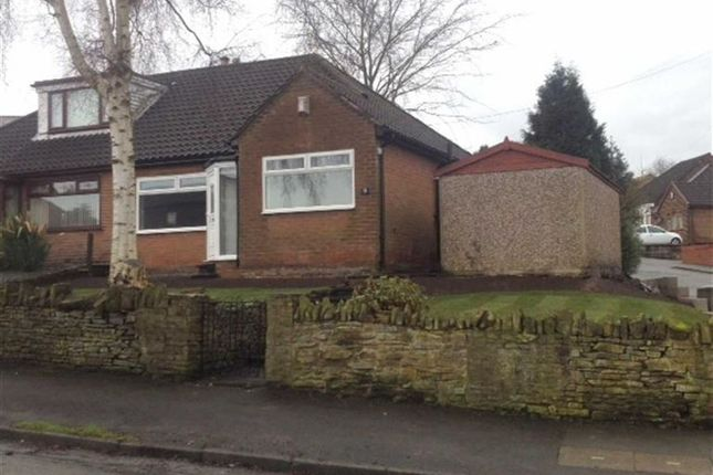 Thumbnail Semi-detached bungalow for sale in Longshaw Old Road, Billinge