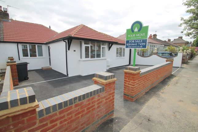 Thumbnail Bungalow for sale in Crescent Road, New Barnet, Barnet