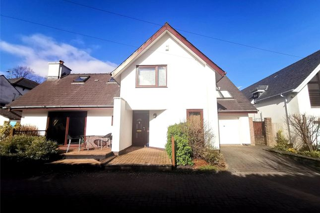 Thumbnail Detached house for sale in Chapel Row, Old St. Mellons, Cardiff
