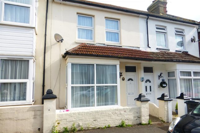Thumbnail Terraced house for sale in Suffolk Road, Bexhill-On-Sea