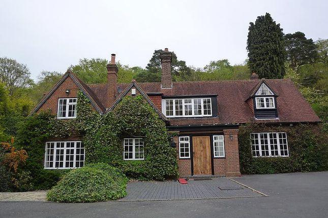 Thumbnail Detached house to rent in Stone Street, Seal, Sevenoaks