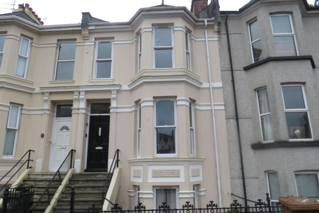 Front of Fellowes Place, Stoke, Plymouth PL1
