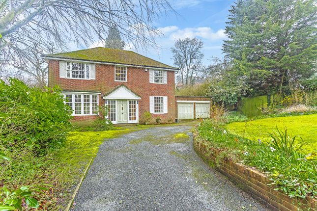 4 bed detached house for sale in Hollymeoak Road, Coulsdon