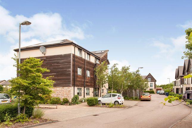 2 bed flat for sale in Merrington Place, Impington, Cambridge CB24