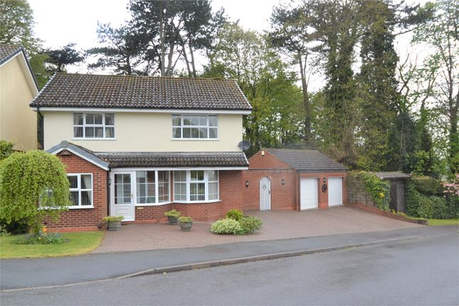 4 bed detached house for sale in Rowantrees, Rednal, Birmingham B45
