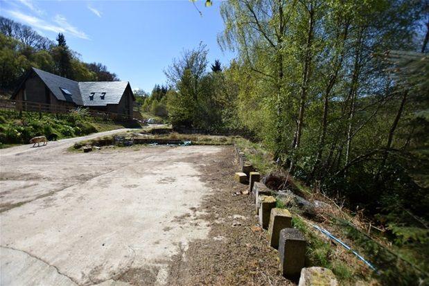 Thumbnail Land for sale in Dunkeld