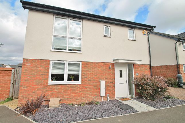 Thumbnail Detached house for sale in Hither Fields, Gravesend