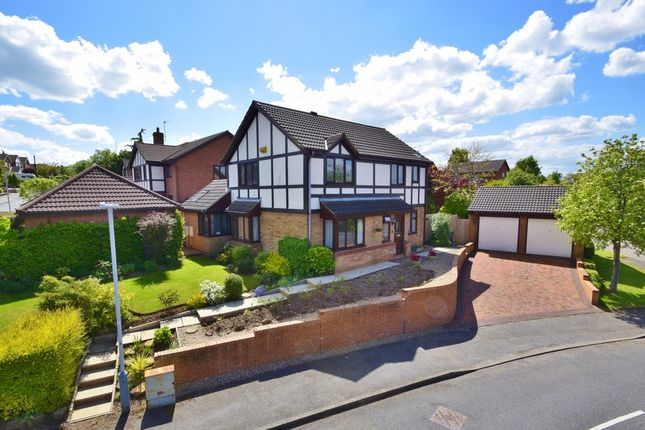 Thumbnail Detached house for sale in Willwell Drive, West Bridgford