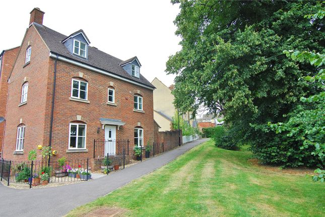 Thumbnail Detached house for sale in Home Orchard, Ebley, Stroud, Gloucestershire