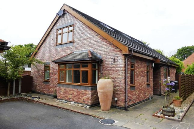 Thumbnail Detached house for sale in Liverpool Old Road, Much Hoole, Preston
